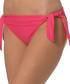 Raspberry tie-side bikini briefs Sale - seafolly Sale