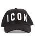 Black & white pure cotton baseball hat Sale - dsquared2 Sale