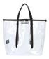 Transparent leather trim logo shopper Sale - dsquared2 Sale