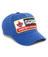 Blue pure cotton embroidered hat Sale - dsquared2 Sale