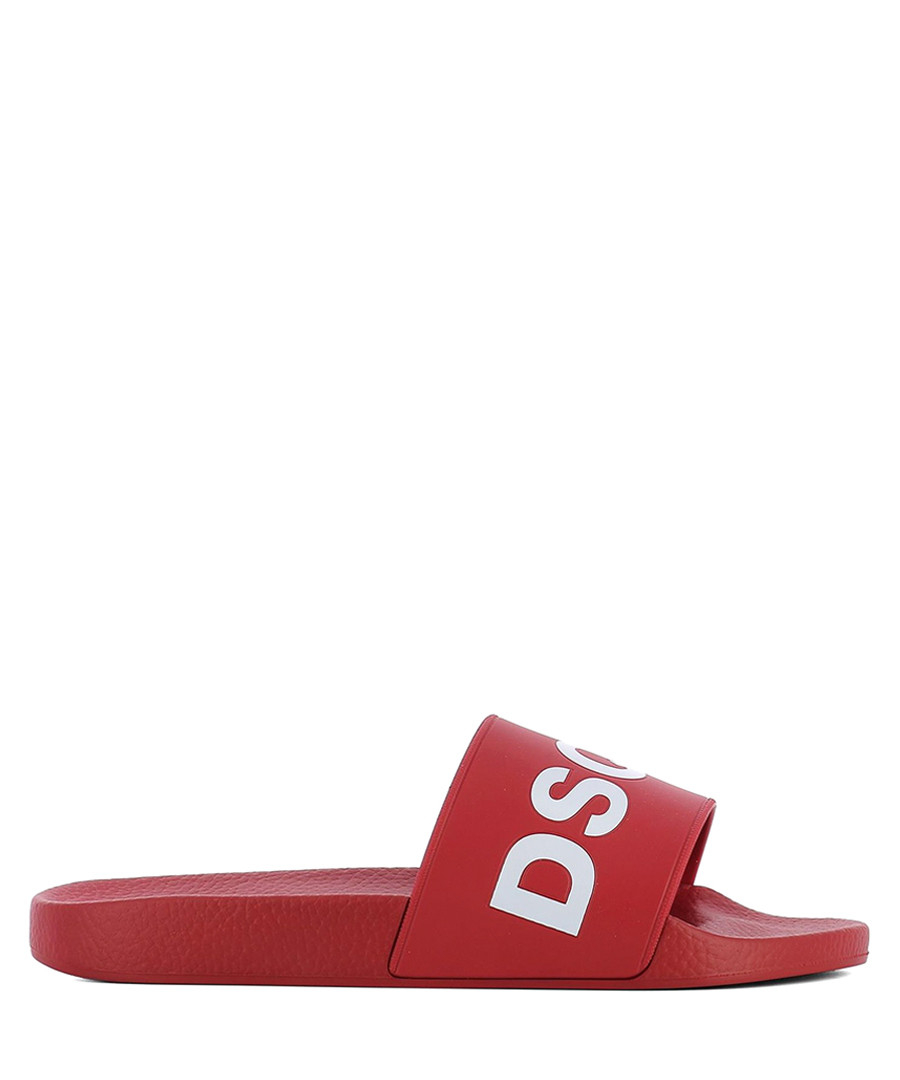 Red slip-ons Sale - dsquared2