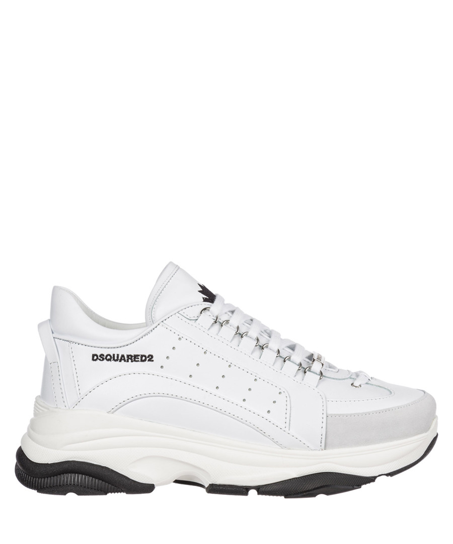 White leather sneakers Sale - dsquared2