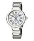 Silver-tone steel watch Sale - gv2 Sale