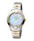 Two-tone & blue steel watch Sale - ferre milano Sale