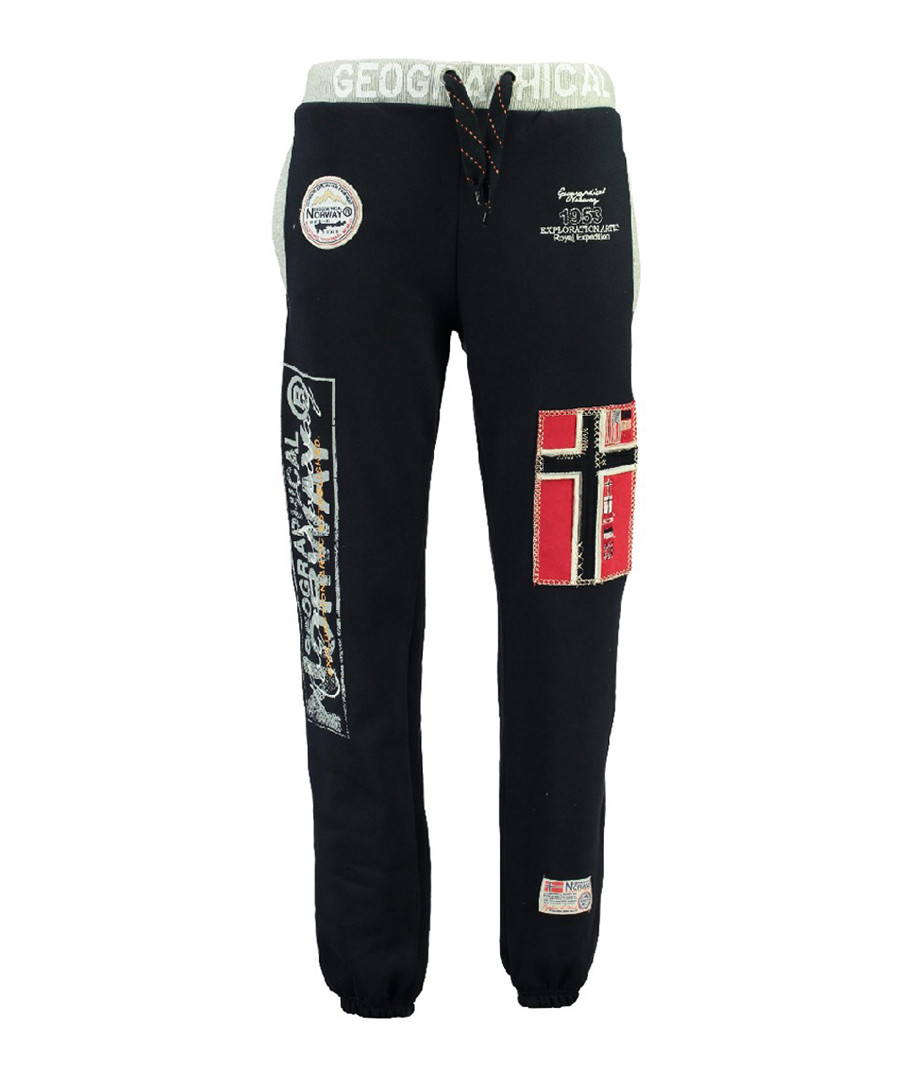 Myer navy graphic tracksuit bottoms Sale - geographical norway