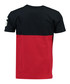 Jice red pure cotton print T-shirt Sale - geographical norway Sale