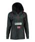 Downcity navy logo rain coat Sale - geographical norway Sale