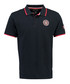Kalway navy pure cotton polo shirt Sale - geographical norway Sale