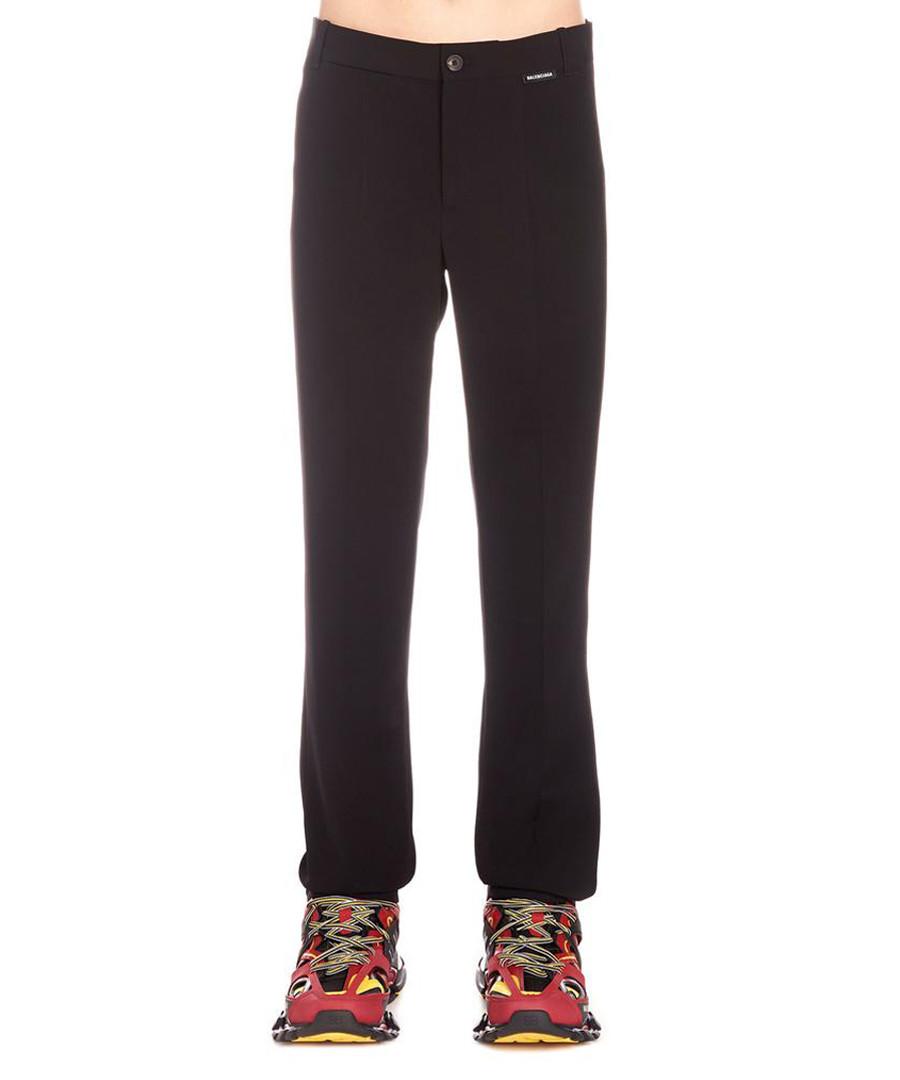 Black trousers Sale - balenciaga