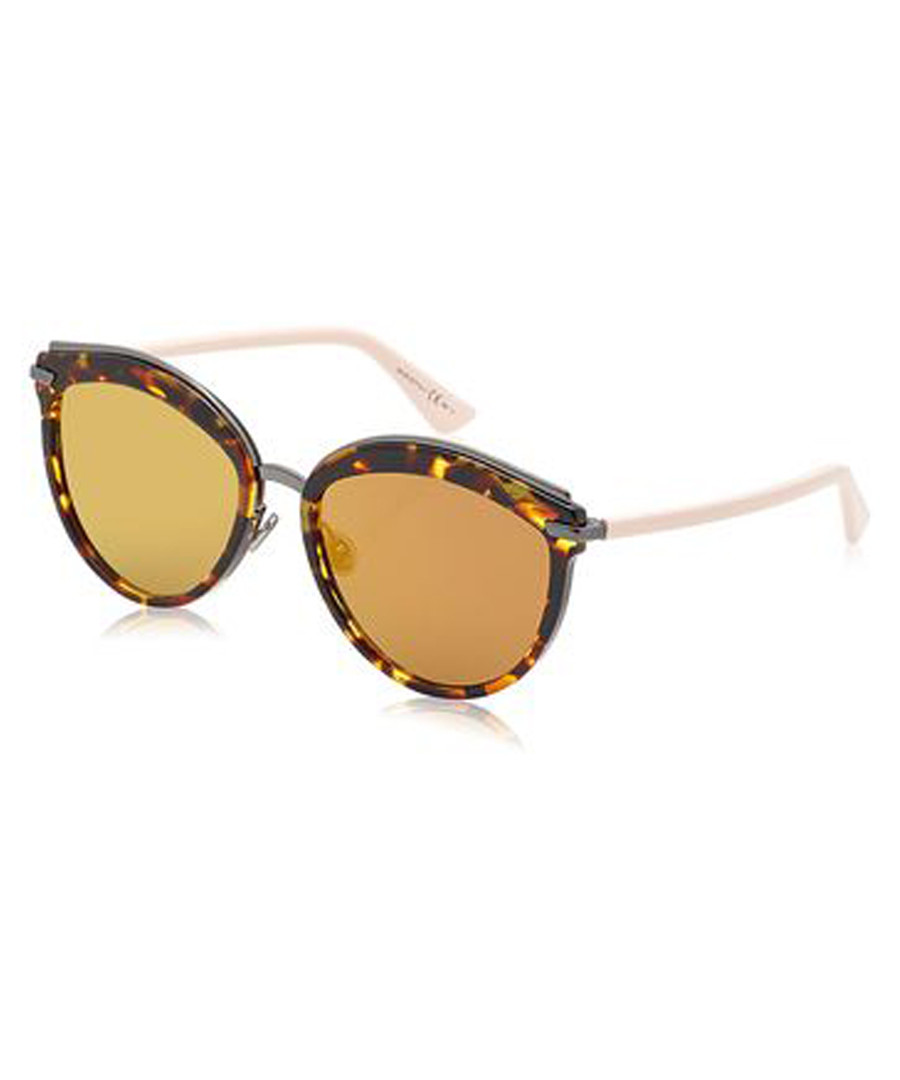 Havana pink & brown sunglasses Sale - dior