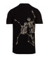 Skeleton black cotton graphic T-shirt Sale - alexander mcqueen Sale