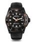 Black steel automatic diver watch Sale - Armand Nicolet Sale