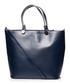 Blue tote Sale - stylove bags Sale