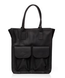 Black pocket shopper