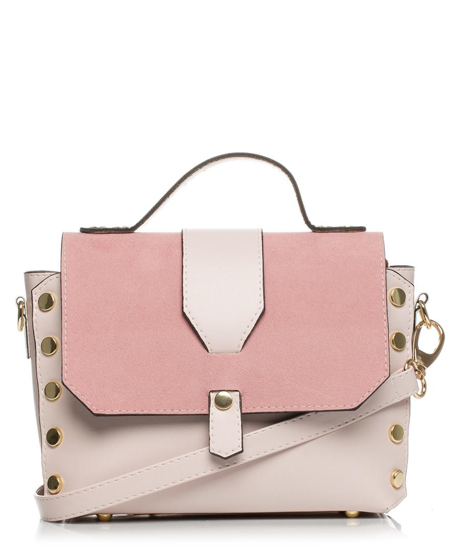 Powder studded shoulder bag Sale - stylove bags