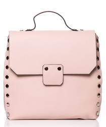 Powder studded box backpack