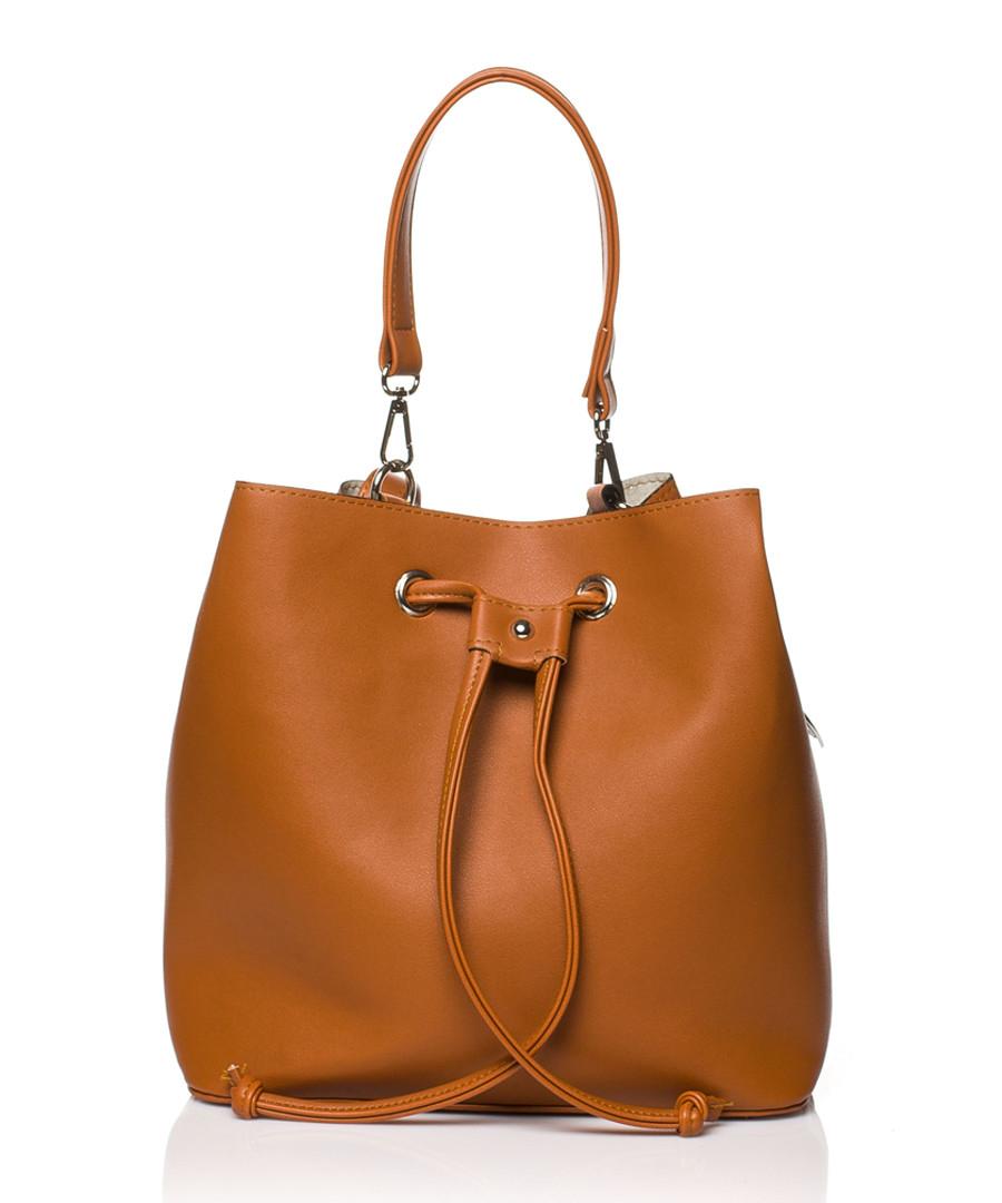 Ginger drawstring bucket bag Sale - stylove bags