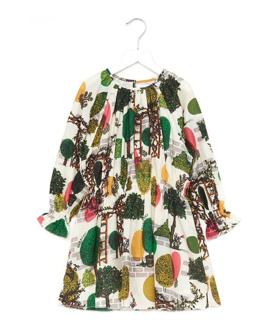 Multi-colour cotton silk blend dress Sale - burberry