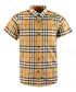 Multi-colour pure cotton check shirt Sale - burberry Sale