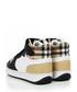 Multi-colour leather check sneakers Sale - burberry Sale