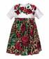 Multi-colour rose & leopard print dress Sale - dolce & gabbana Sale