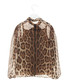 Multi-colour pure silk leopard blouse Sale - dolce & gabbana Sale