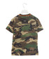Multi-colour pure cotton camo T-shirt Sale - dolce & gabbana Sale