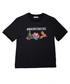 Black pure cotton Christmas T-shirt Sale - dolce & gabbana Sale