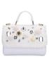 White leather embellished shoulder bag Sale - dolce & gabbana Sale