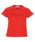Red pure cotton logo T-shirt Sale - givenchy Sale