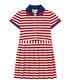 Multi-colour cotton blend stripe dress Sale - gucci Sale