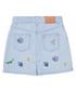 Light blue pure cotton mini skirt Sale - gucci Sale