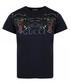 Black pure cotton logo T-shirt Sale - gucci Sale