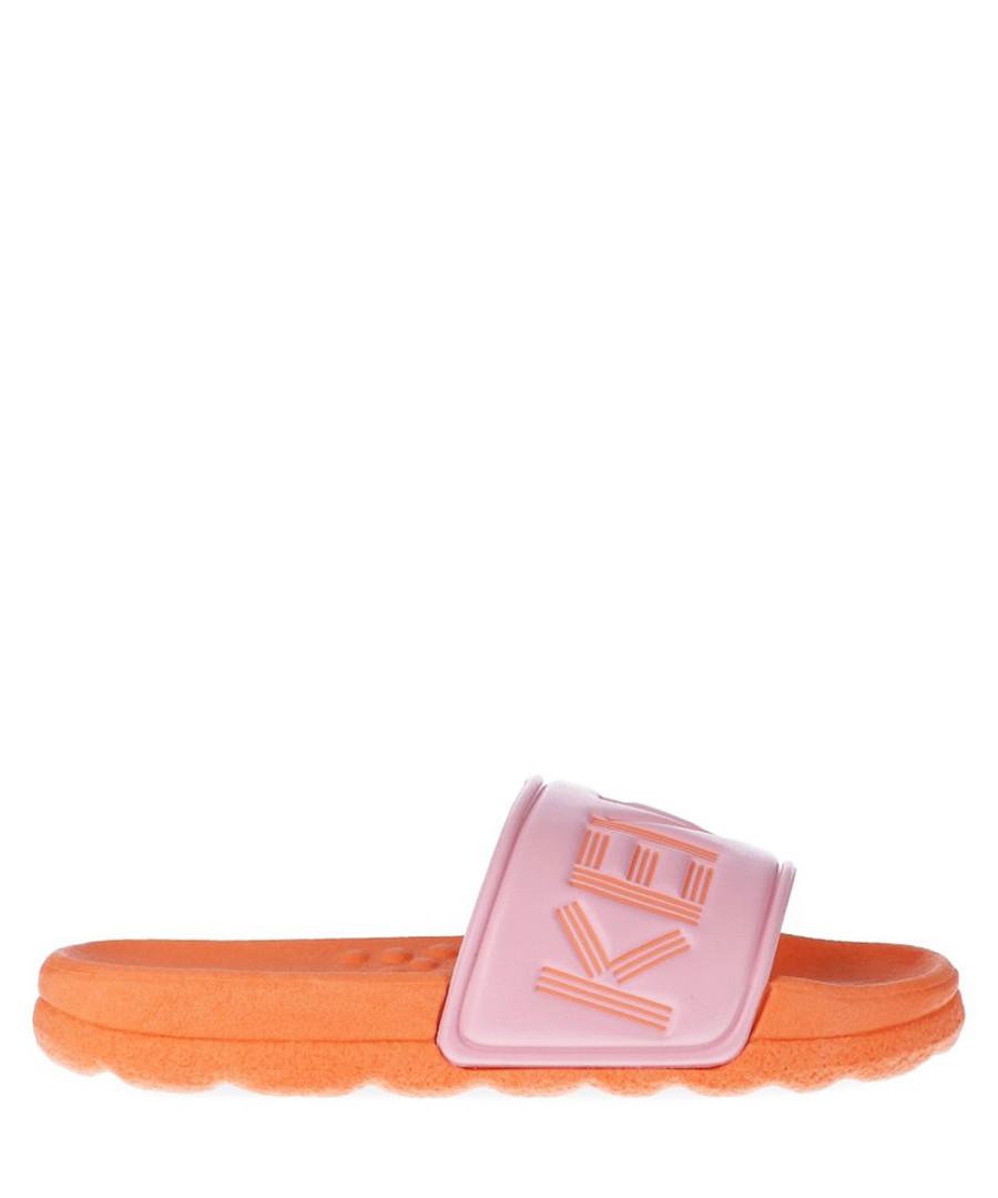 Orange casual slip-ons Sale - kenzo kids