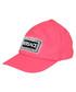 Pink cotton blend logo hat Sale - young versace Sale