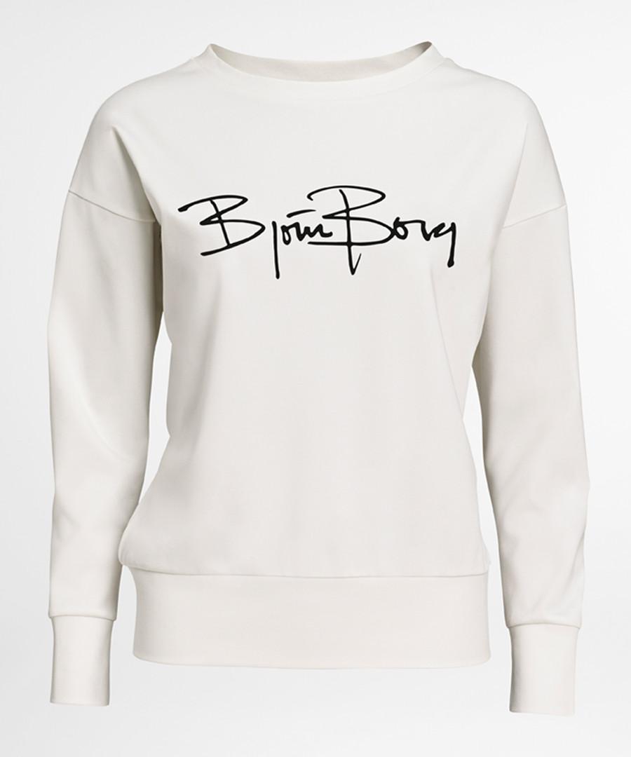Jet Stream crew neck sweatshirt Sale - Bjorn Borg