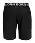 August black beauty logo shorts Sale - Bjorn Borg Sale