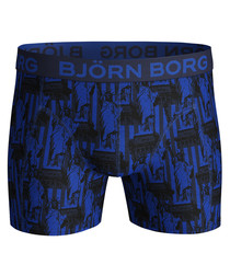 Statue of Liberty blue print boxers