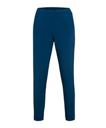 Poseidon blue joggers