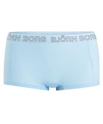 Cerulean logo mini shorts