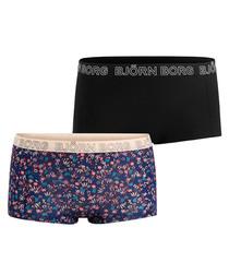 2pc NY Flower mini shorts set