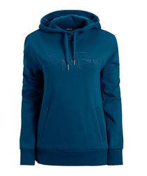 Disa poseidon blue hoodie