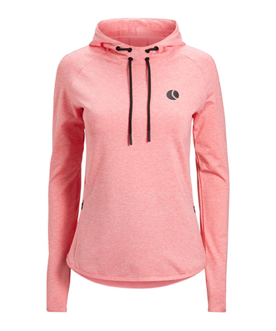 Corinne pink lemonade hoodie Sale - Bjorn Borg