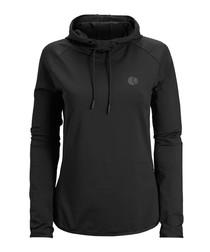 Corinne black beauty hoodie