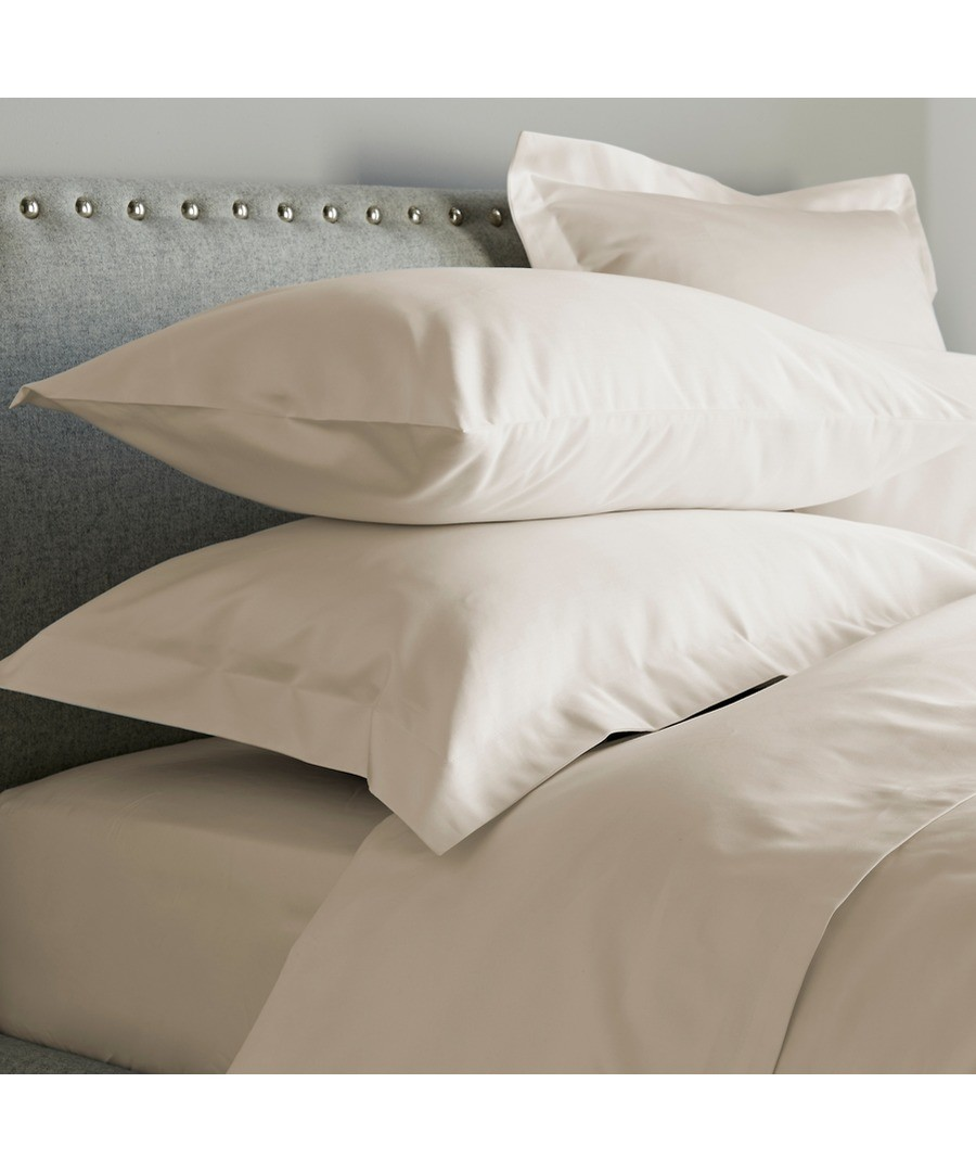 600 Thread Count Duvet Cover - Ivory Sale - Bed and Bath Emporium