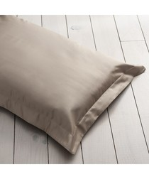 1000 Thread Count OXFORD Pillowcase - Flax