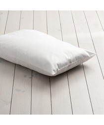 1000 Thread Count HOUSEWIFE Pillowcase - White