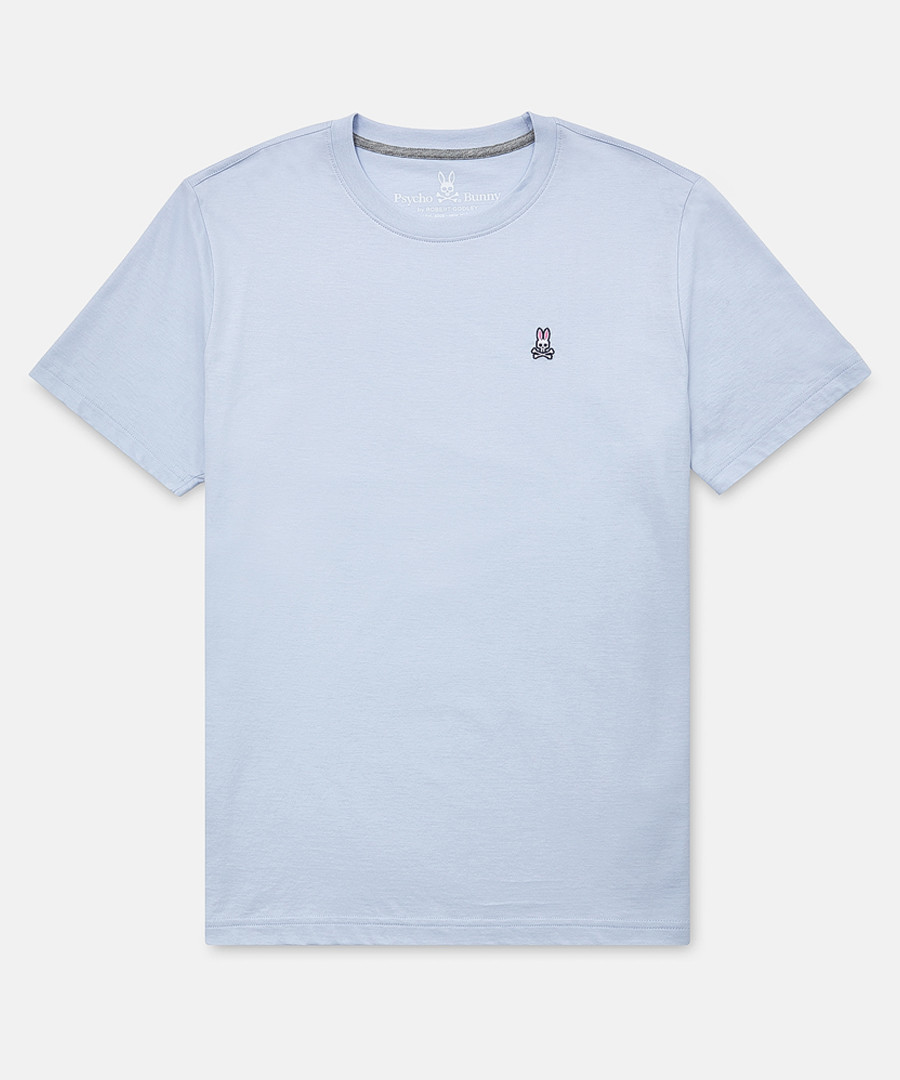Mist pure pima cotton T-shirt Sale - Psycho Bunny