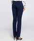 Navy straight leg trousers Sale - made of emotion Sale