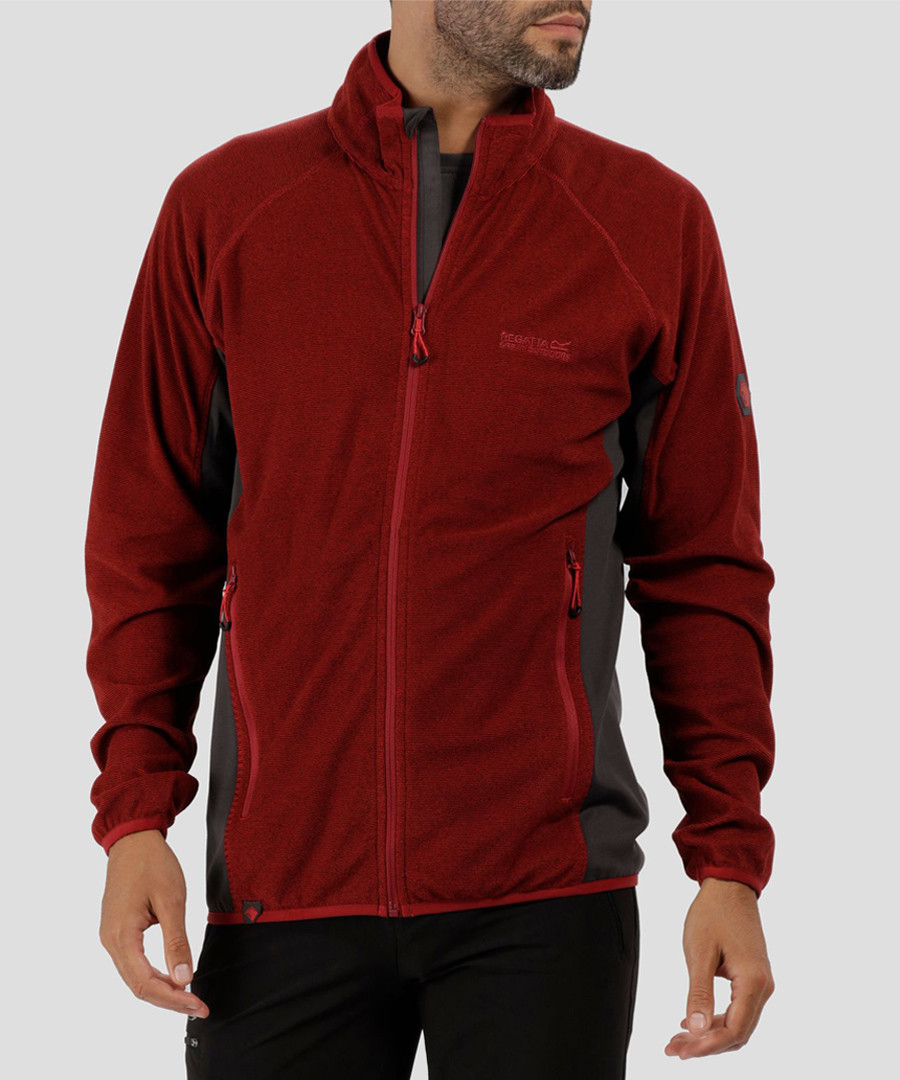 pepper red zip-up jacket Sale - regatta
